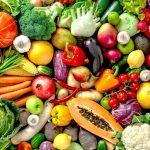 体型と健康維持のためのシンプルな食事の考え方