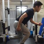 自宅トレーニングシリーズ④~シングルレッグスクワット~