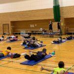杉並区高円寺体育館にて「身体を整えるための運動」教室を実施!