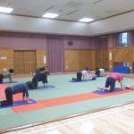 杉並区荻窪体育館にて「筋トレ+ボディケア体験」教室を実施!